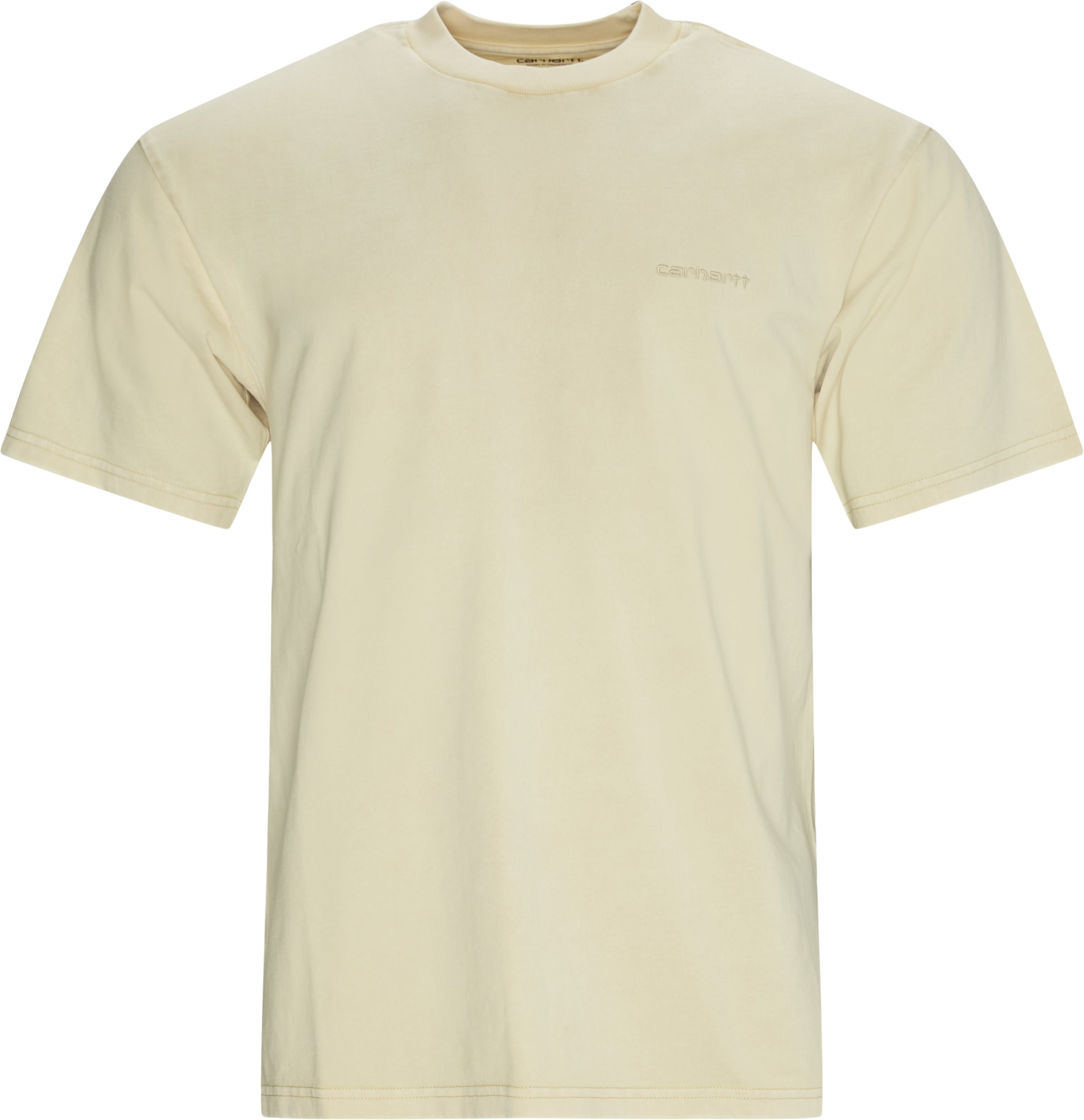 T-shirts - Regular fit - Brown
